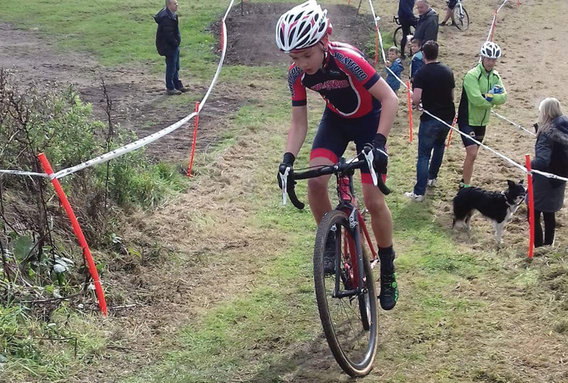 CYCLO CROSS SUCCESS!