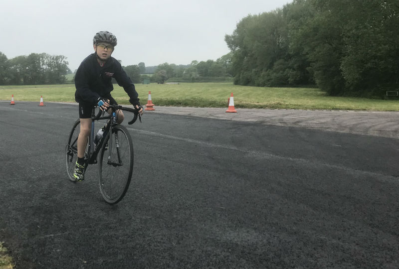 A guide to Curborough Sprint Circuit - where we ride