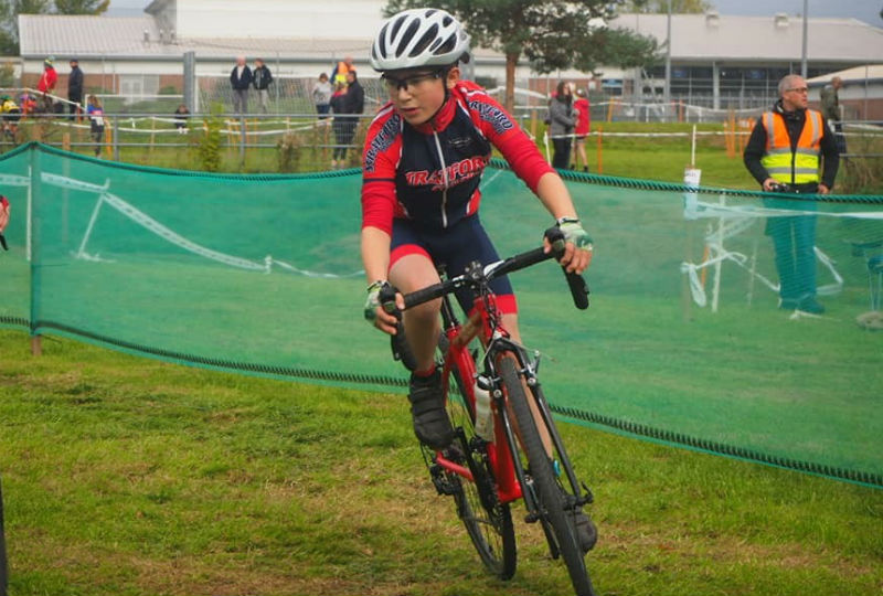 Juniors section cyclocross update