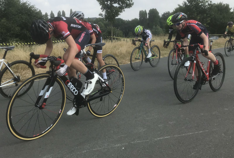 Juniors racing update - end of the circuit season