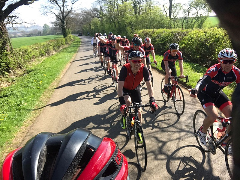 Stratford Cycling Club Sunday Club Runs